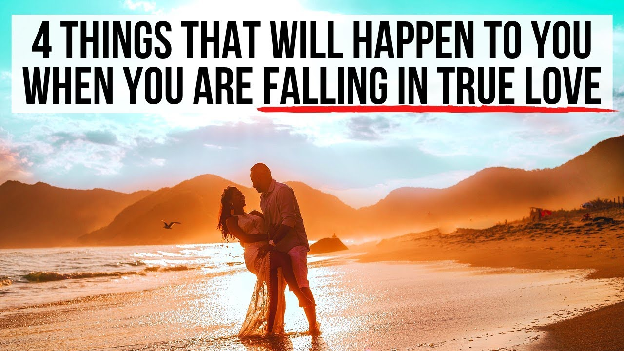 4 Things God Will Reveal to You When You Are Truly Falling in Love