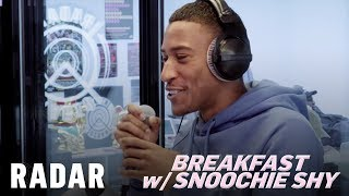 Yung Filly on Breakfast w/ Snoochie Shy