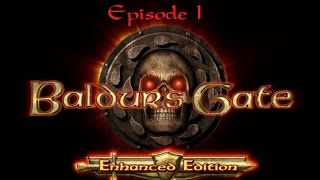 Baldur's Gate Enhanced Edition | Multiplayer | Episode 1