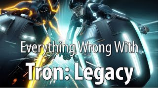 Everything Wrong With Tron Legacy In 16 Minutes Or Less