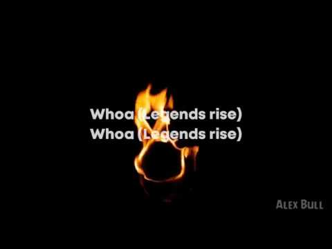 Godsmack - When Legends Rise (Lyrics)