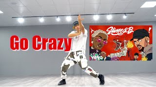Here is my dance cover for chris brown and young thugs new track - go crazy it was a choreography challenge where i had to choreograph on the spot shared...