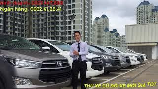 Tư vấn mua xe ô tô trả góp lãi suất thấp qua ngân hàng | Khiêm Toyota