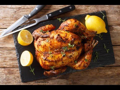 Garlic Rosemary Baked Chicken