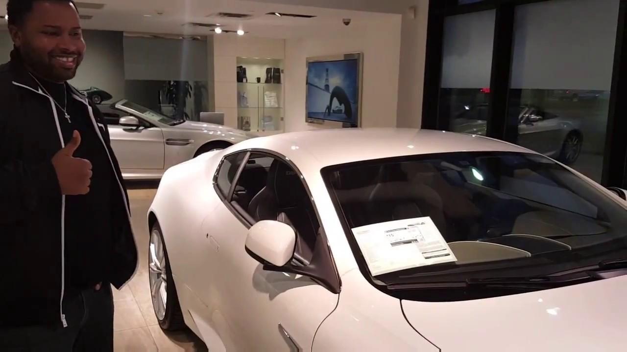 1st Aston Purchase
