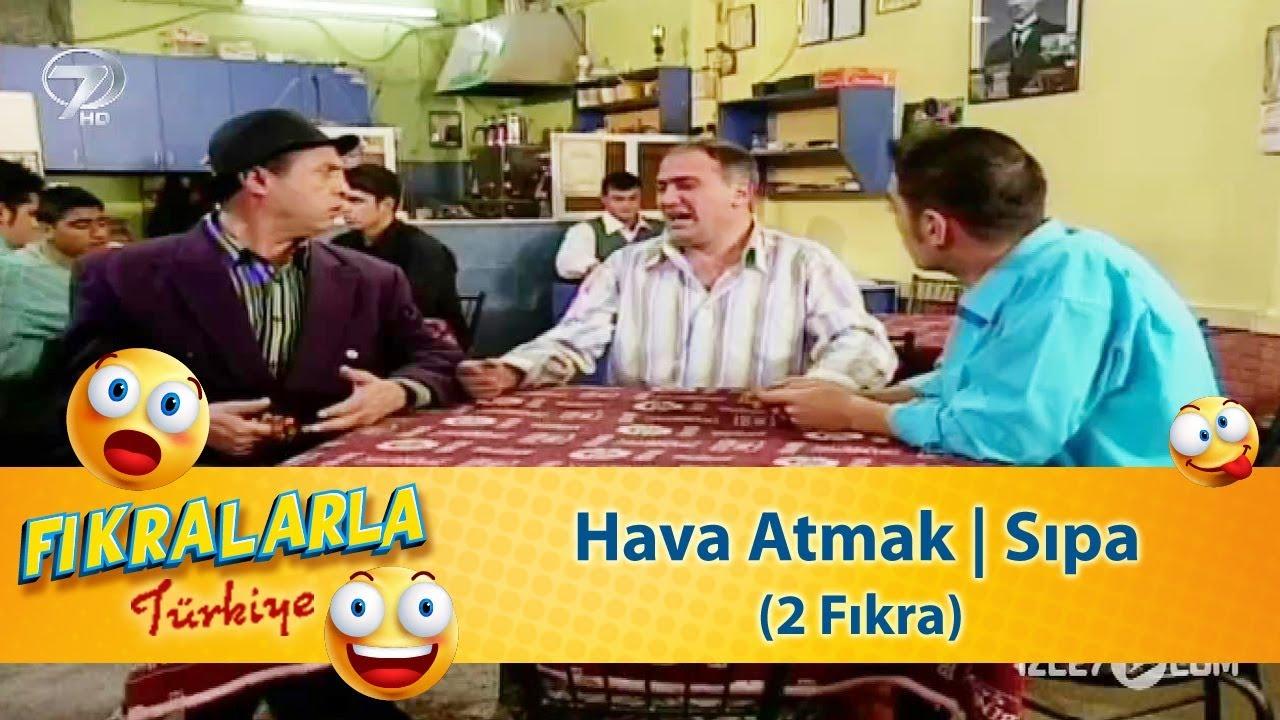 Hava Atmak   Sıpa - Türk Fıkraları 261