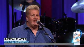 Rascal Flatts debut new single 'How They Remember You'