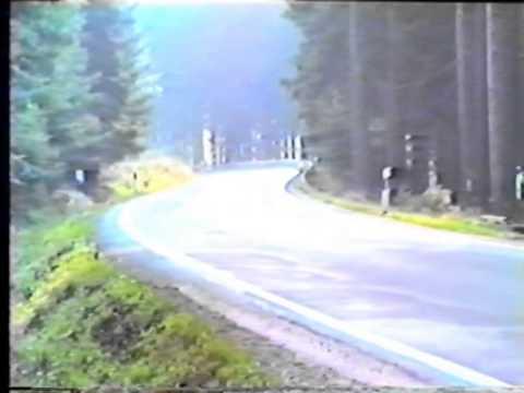 Gerhard Siekmann NSU 1300 TT Spiess Sauerland Bergpreis 1982