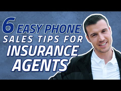 6 Easy Phone Sales Tips For Insurance Agents [Phone Phenom Ep. 11]