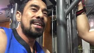 Otot Tangan Besar Ala Deddy Hermawan Binaraga Indonesia