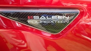 Saleen FourSixteen 2015 Videos