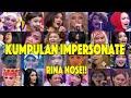 Capture de la vidéo Kumpulan Rina Nose Impersonate 25 Artis Indonesia Dan Barat