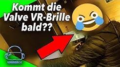 TWITTER LEAK! Kommt die Valve VR-Brille etwa schon bald?