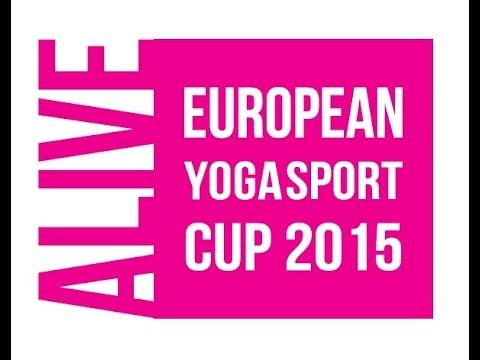 European Yoga Sport Cup 2015