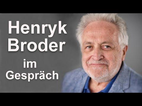 Waren die Deutschen schon immer so? Henryk Broder im Gespräch über Hysterie&Doppelmoral