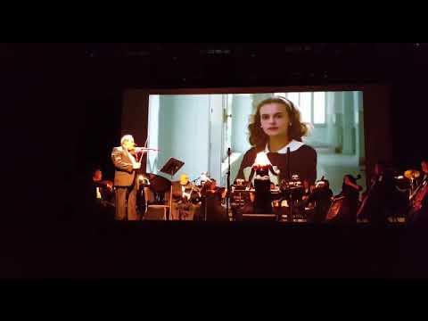 Cinema Paradiso . E. Morricone . FCO. Conductor Marlene Urbay . Soloist . Orlando Forte