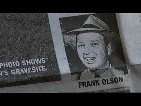 The Ghost of Frank Olson