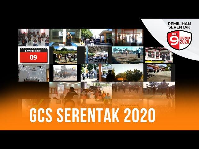 (Video Daring) Gerakan Coklit Serentak di Daerah Penyelenggara Pemilihan 2020