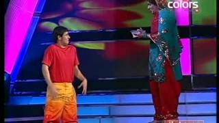 Global Indian Music Awards (GiMA) - Sonu Nigam [Funny] 2010