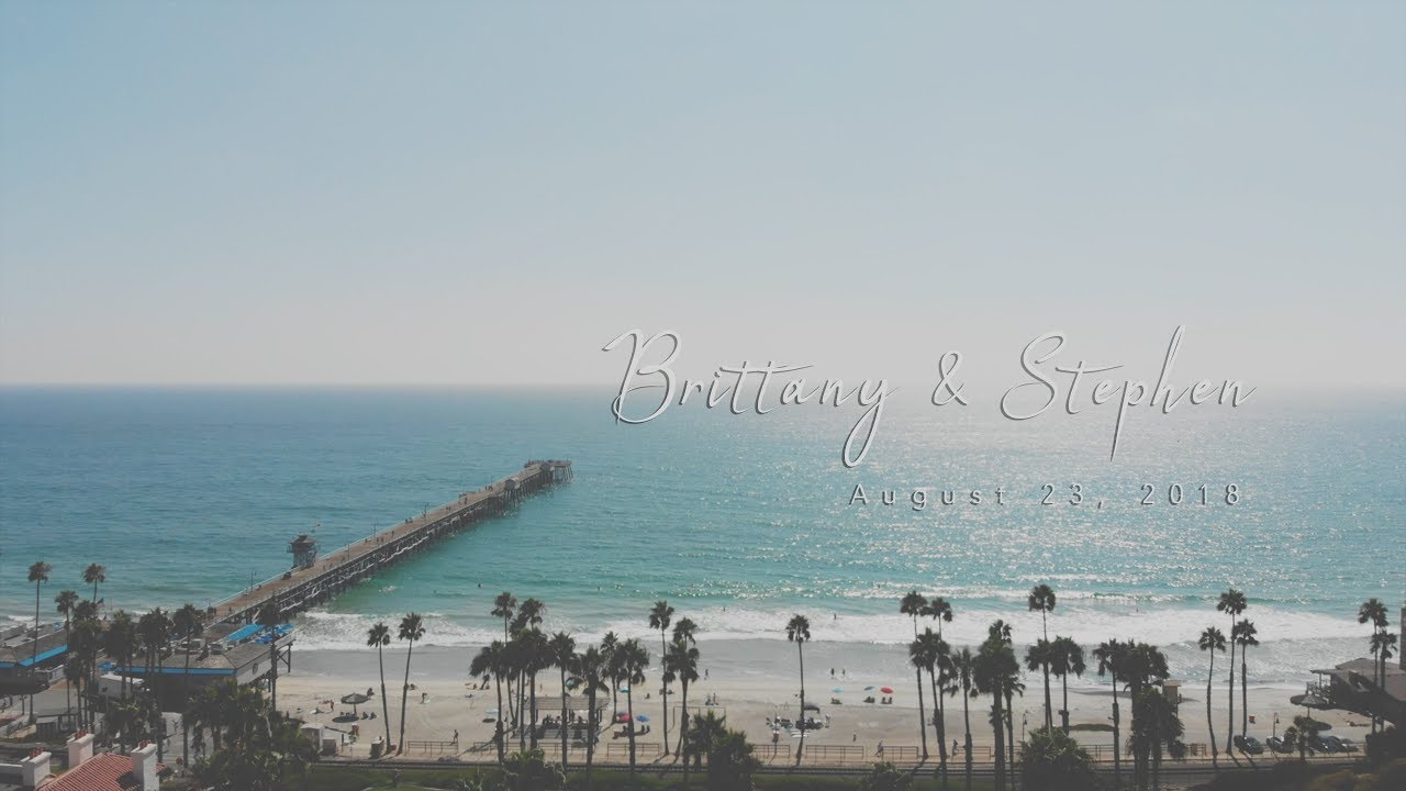 Wedgewood Weddings Wedding Videography | Brittany & Stephen Highlight Film | San Clemente, CA