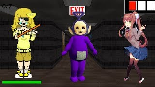 - The School - V2 - Baldi's Basics Mod