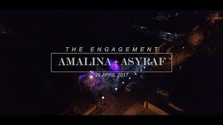 Amalina & Ashraf - Engagement