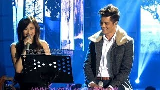 Sarah Geronimo & Bamboo - All Of Me by John Legend OFFCAM (02Mar14)
