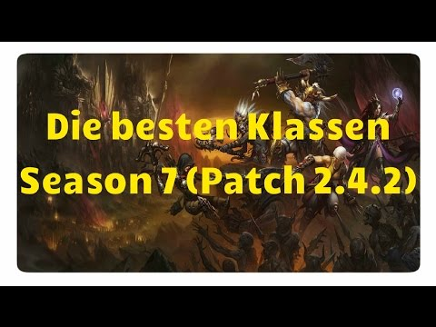 Diablo  Season  Kreuzritter Build Ansuchers