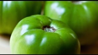 How to Ripen Green Tomatoes | At Home With P. Allen Smith