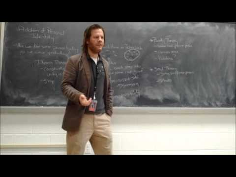 Professor Castleberry's Philosophical Lecture Shorts: The Problem of Personal Identity