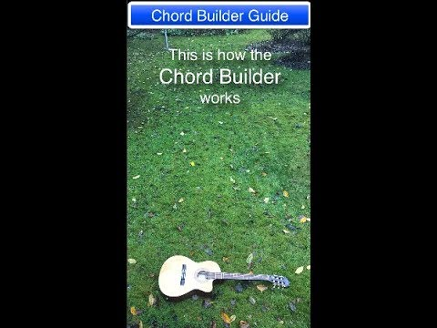 Guitar Chord Builder Guide - YouTube