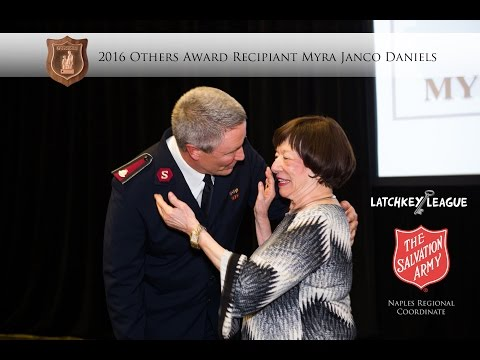 Others Award: Myra Janco Daniels
