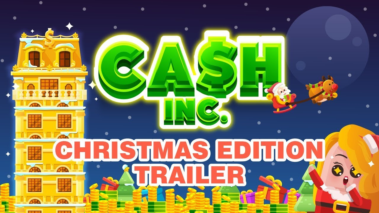 Image result for Cash, Inc. Money Clicker Game & Business Adventure