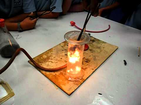 IRON And OXYGEN Reaction. Amazing!!!!!