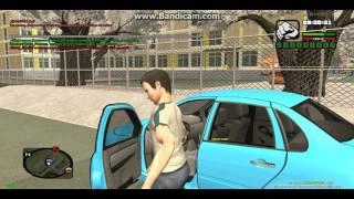 GTA: Криминальная Россия (По сети) №2 -Сдача на права