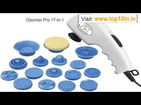 Top 10 Best Face Massagers in India in 2019