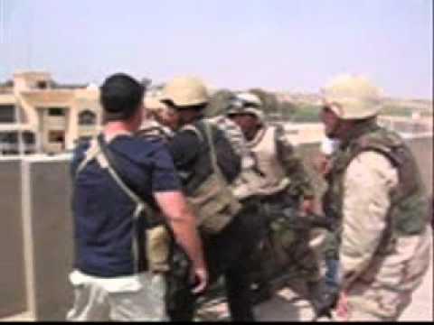 Blackwater in Najaf, Iraq 2