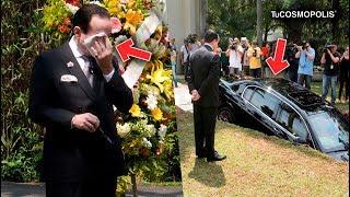 Millonario iba a enterrar un auto de un millón de dólares pero nadie esperaría  lo qué pasó después