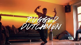 Jazzy and Stepper Rugged Dutchmen | Silverback Bboy Events x YAK FILMS