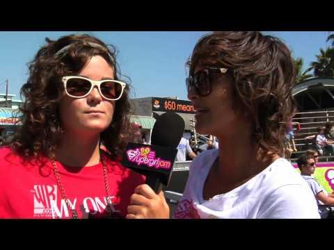 2009 Supergirl Jam TV Show | Champion - Courtney Conlogue