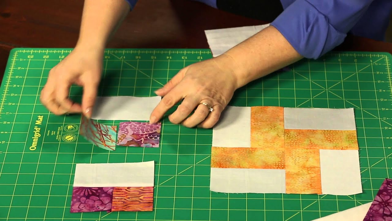 Flipped Quilt Kit - Keepsake Quilting - A Complex Quilt From An ... : keepsake quilting kits - Adamdwight.com