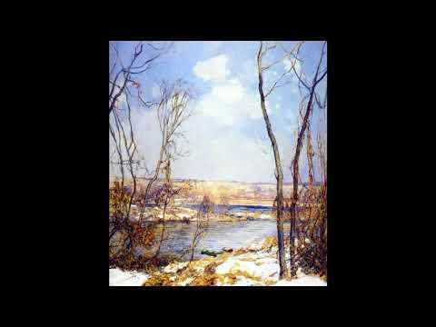 Эдуард Уиллис Редфилд (Redfield Edward Willis) картины великих художников