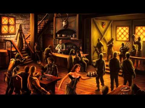 RPG Playlist - Tavern/Festival Music