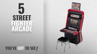 Top 10 Street Fighter Arcade [2018]: 1/12 SUPER STREET FIGHTER IV ARCADE EDITION Byuu helix casing