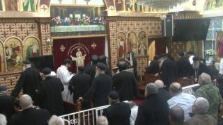 Saturday Liturgy H.E. Metropolitan Benyamin ...The 40th Commemoration Archdeacon Hanna y 12/15/2018