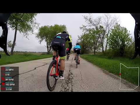 LAPT Road Race - Cat.4/5 - May 19, 2018