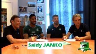 Découvrez la signature de Saidy Janko ! TMGL 1933