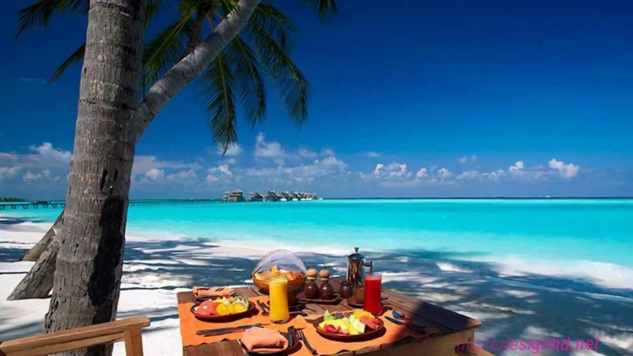 Exclusive Resort on an Intimate Coral Island Gili Lankanfush, Maldives [HD]  - YouTube