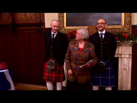 The First Gay Wedding in Scotland