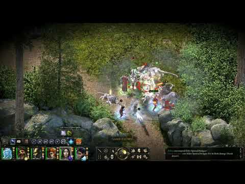 Pillars of Eternity Good Playthrough in Hard (HD) - Stelgaer Pack |